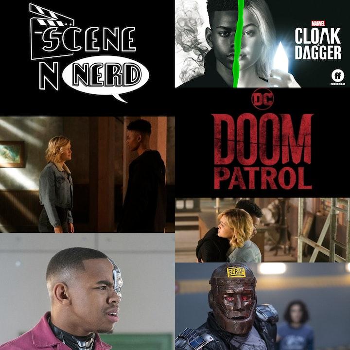 SNN: Cyborg & Dagger B-Sides