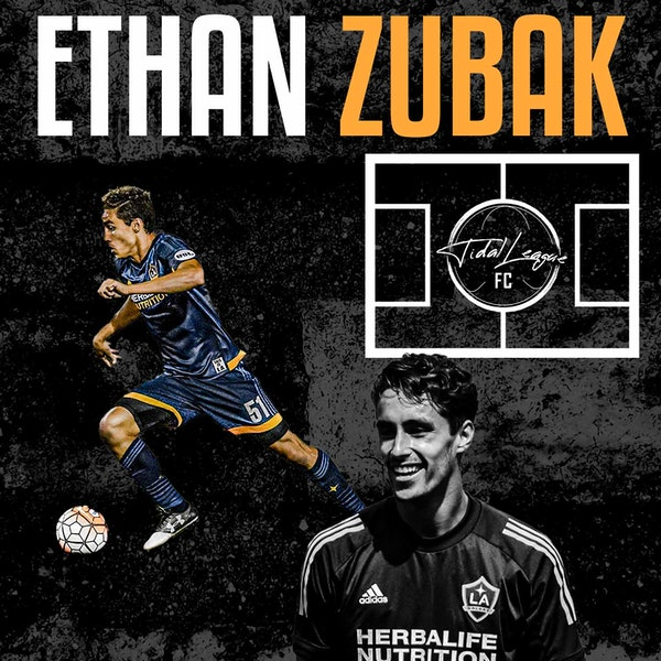 Ethan Zubak from the LA Galaxy joins us to talk MLS season and his journey to date Image