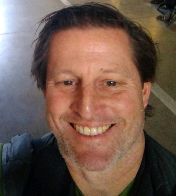 At The Mic - Ep. 64 - Guest: Todd Erzen (7/30/21)