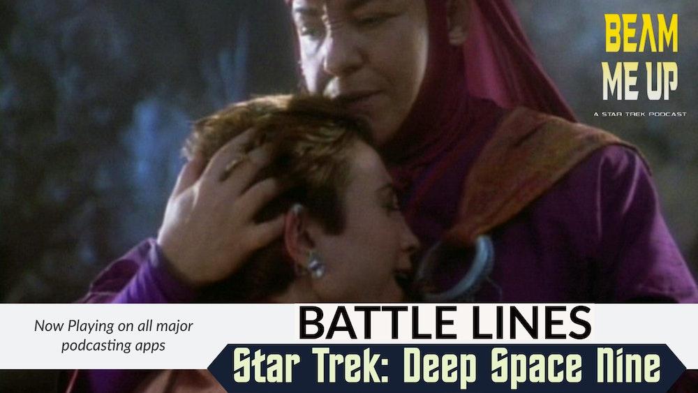 Battle Lines from Star Trek: Deep Space Nine