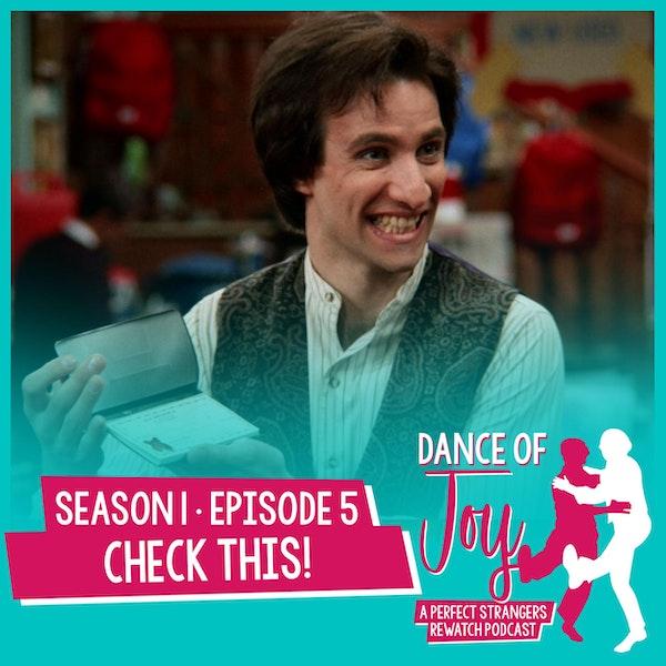 Check This! -  Perfect Strangers Season 1 Episode 5