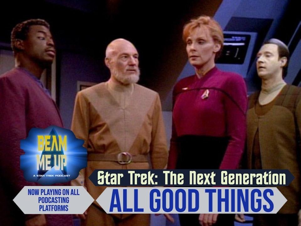 Star Trek: The Next Generation   All Good Things