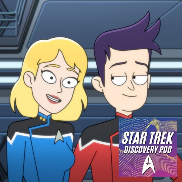 Star Trek Lower Decks Episode 5 'Cupid's Errant Arrow' Review Image