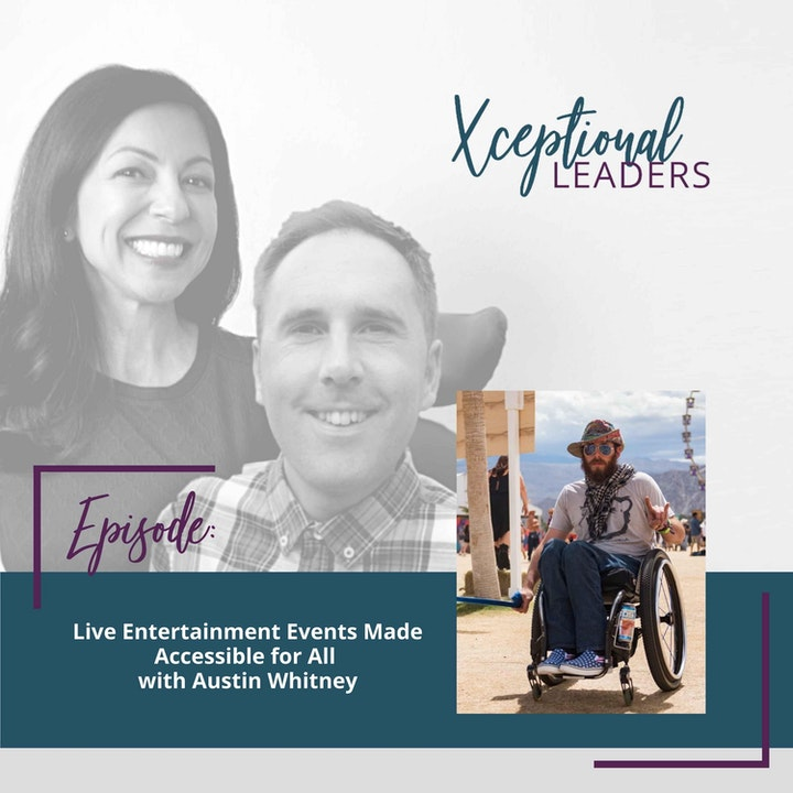 Live Entertainment Events Made Accessible for All with Austin Whitney