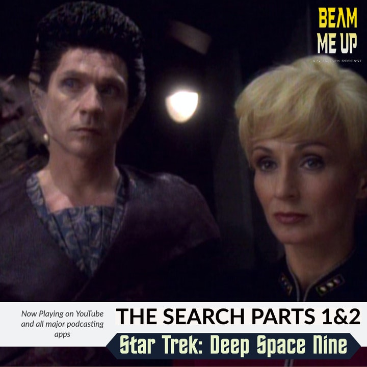 Deep Space Nine   The Search Parts 1&2