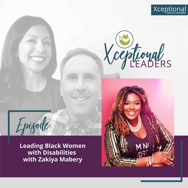 Leading Black Women with Disabilities with Zakiya Mabery Image