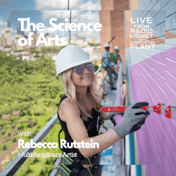 The Science of Art with Rebecca Rutstein