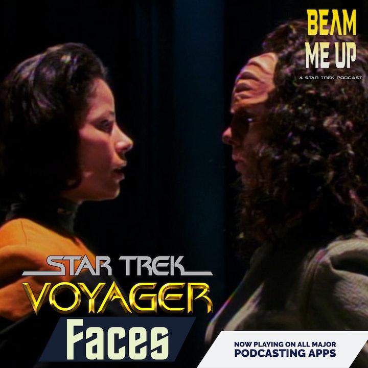 Star Trek Voyager   Faces