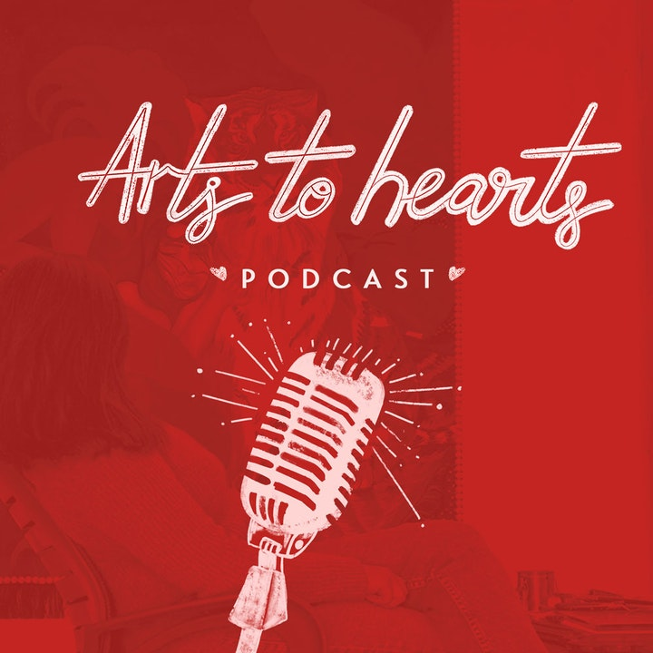 Episode image for Community, Expansion & Painting A Home Of Her Dreams With Ekaterinas Popova Artist, Coach & founder of Create Magazine