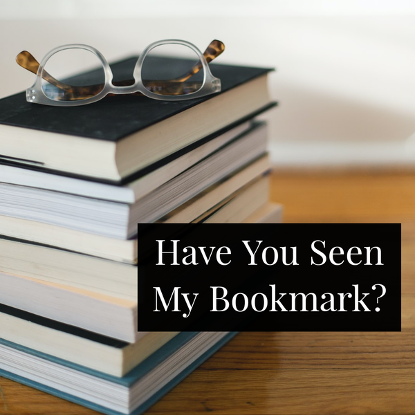 Have You Seen My Bookmark? Image