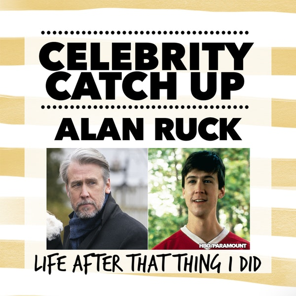 Alan Ruck - aka Ferris Bueller and Succession star