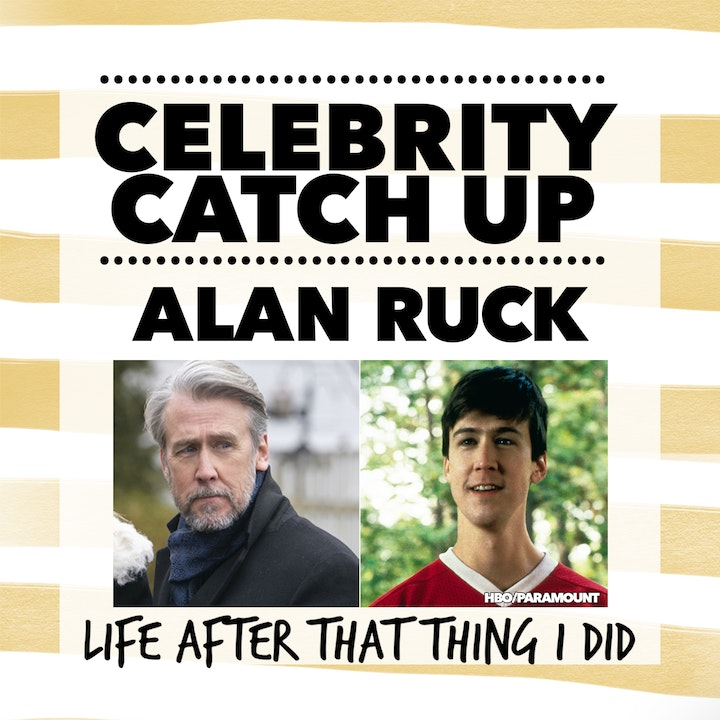Episode image for Alan Ruck - aka Ferris Bueller and Succession star