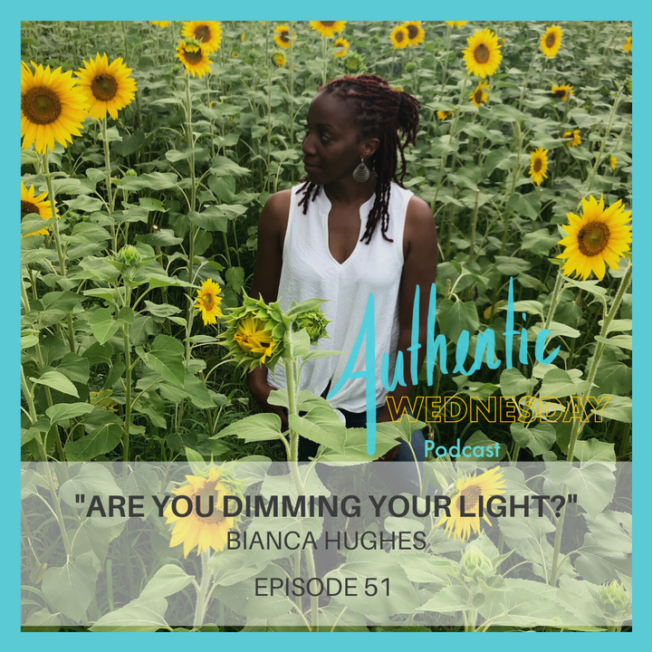 51. Are You Dimming Your Light?