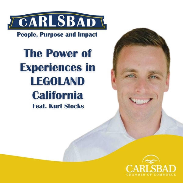 Ep. 1 The Power of Experiences in LEGOLAND California with Kurt Stocks Image
