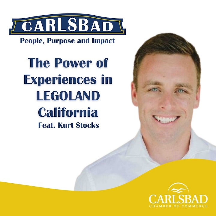 Ep. 1 The Power of Experiences in LEGOLAND California with Kurt Stocks