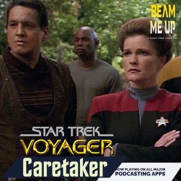 Star Trek: Voyager   Caretaker