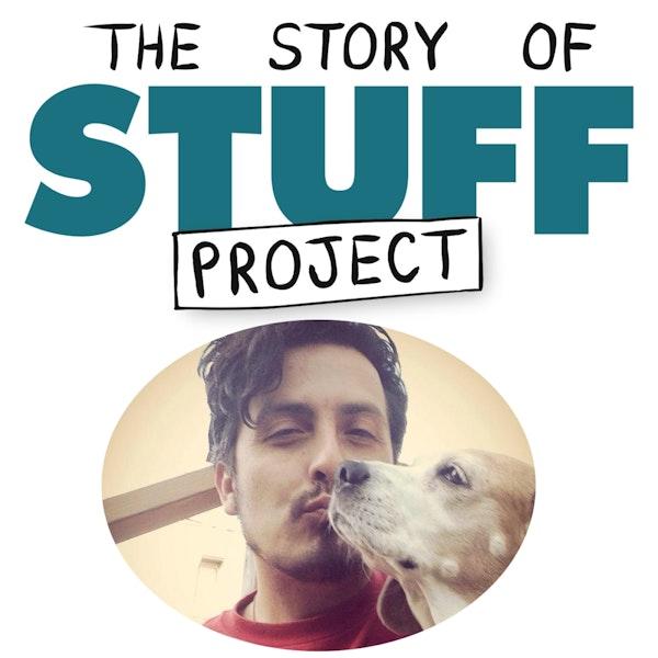 Ep. 20 Mario Escobar: The Story of Stuff Image