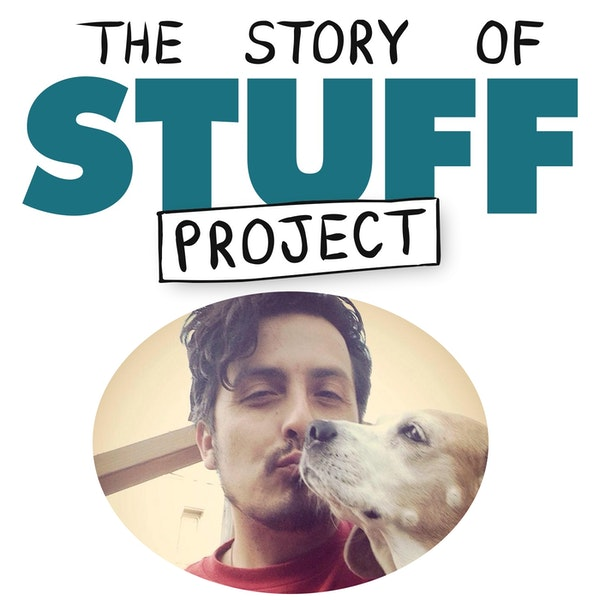Ep. 20 Mario Escobar: The Story of Stuff Image