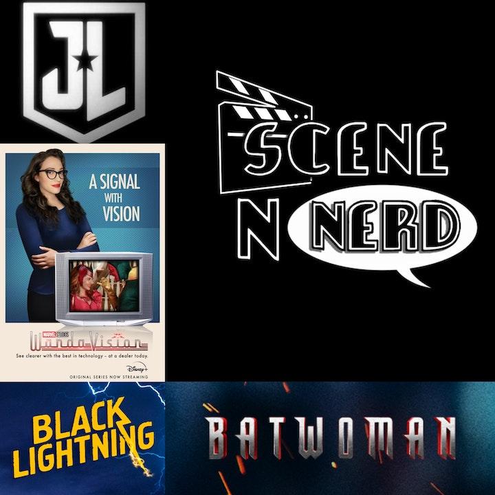 SNN: WandaVision & Batwoman Spooktacular