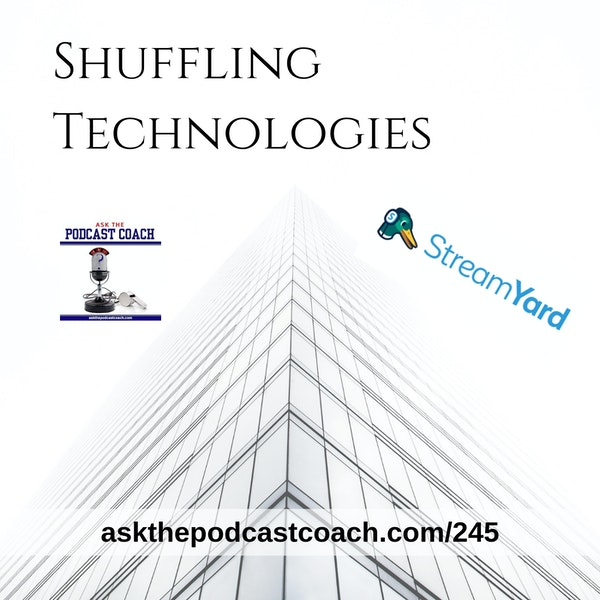 Hangouts - Streamyard - Chat Tools - Shuffling Technologies