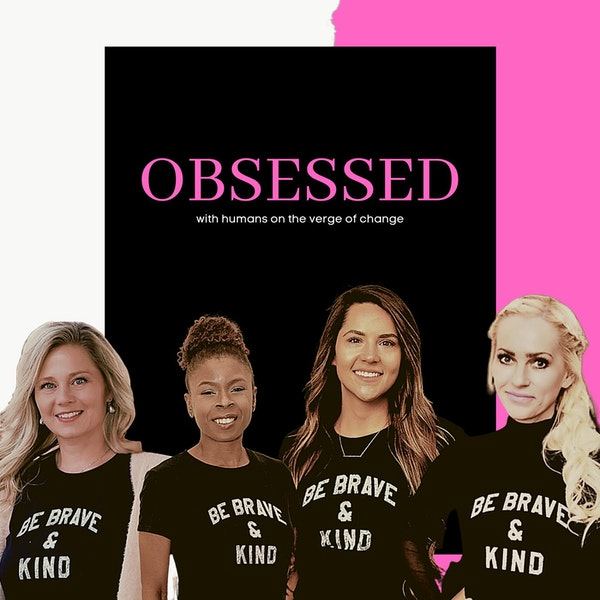Bonus Episode: Obsessed With Humans On The Verge Of Change