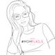 MOM FLAILS Podcast Album Art