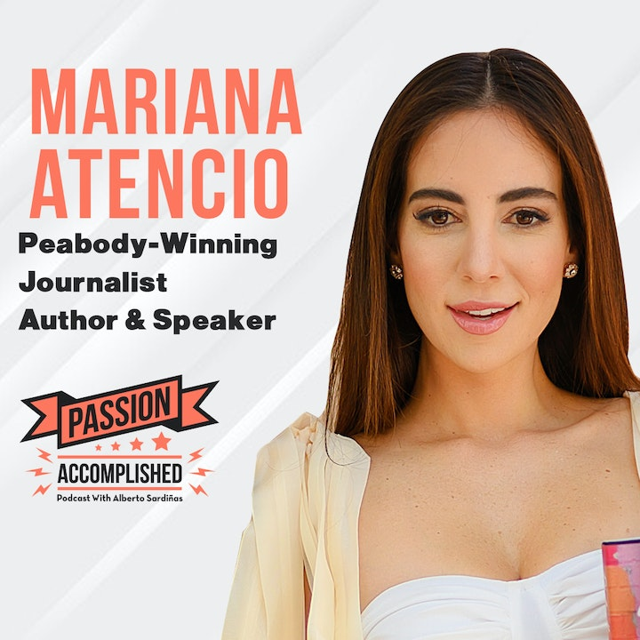 The power of being you with Mariana Atencio