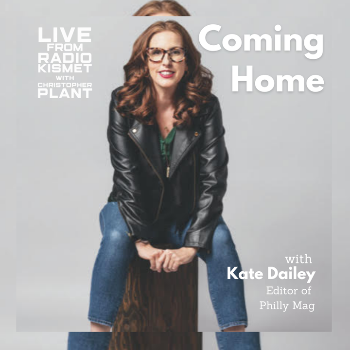 Coming Home with Kate Daily