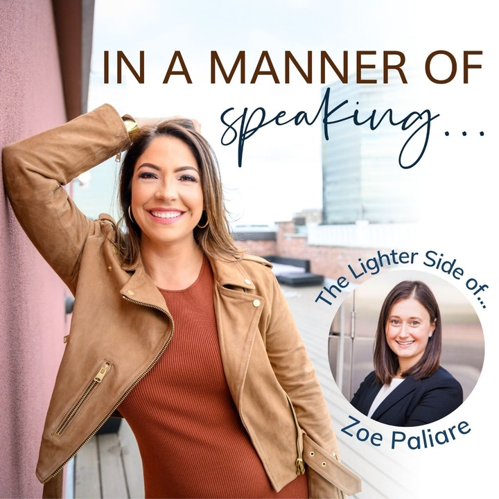 Ep. 6 Looking at the World Through the Lens of Social Justice with Zoe Paliare