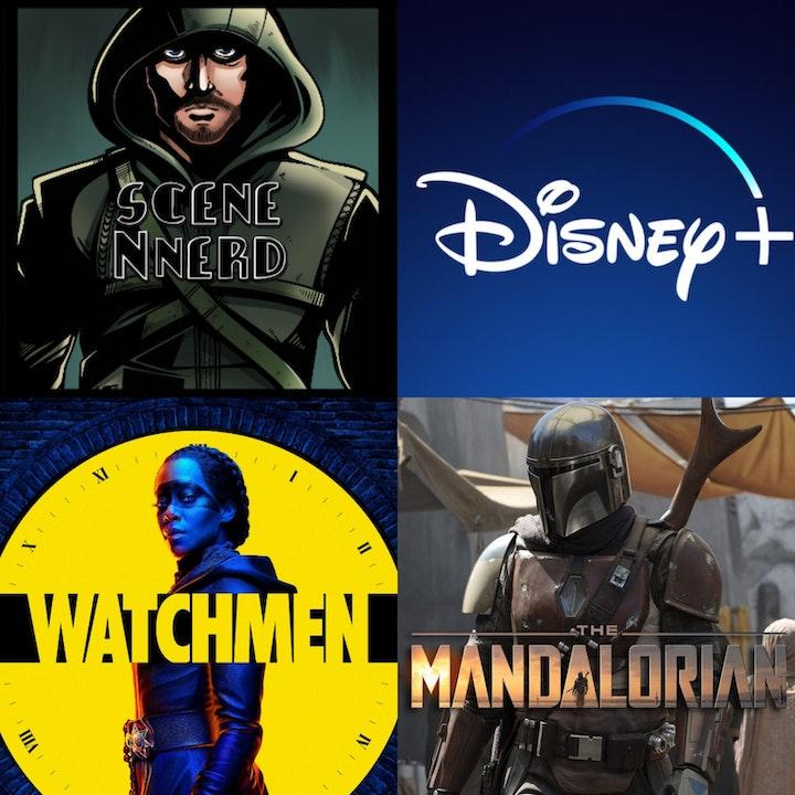 SNN: Disney Plus Watchmen