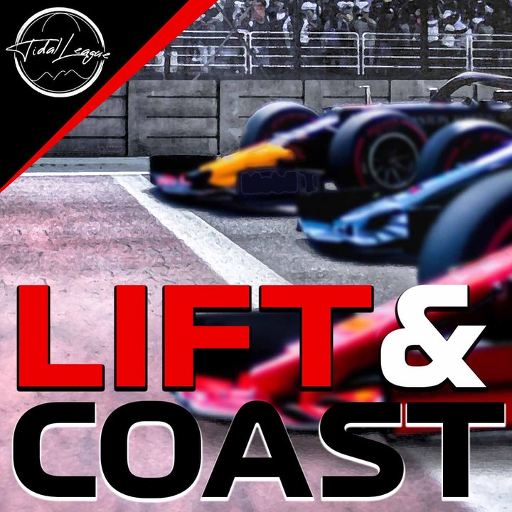 F1: Lift and Coast