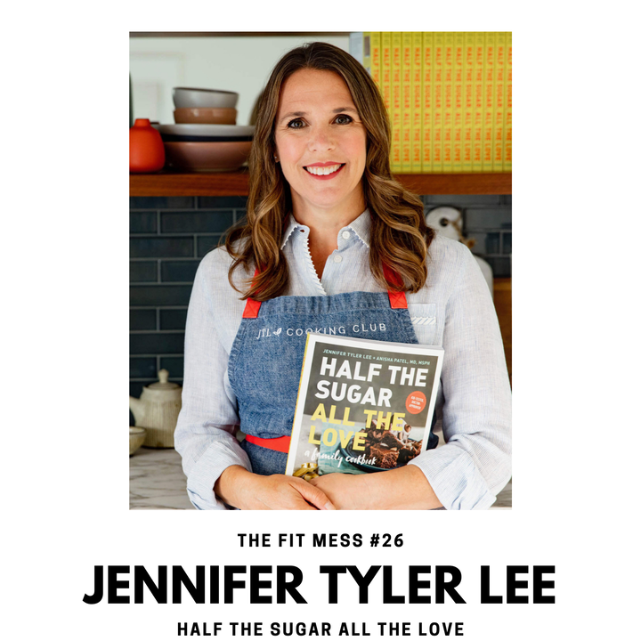 How to Cook with Half the Sugar and All of the Love with Jennifer Tyler Lee