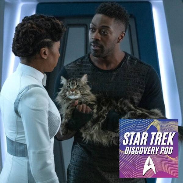 Star Trek Discovery Season 3 Episode 11 'Su'Kal' Review Image