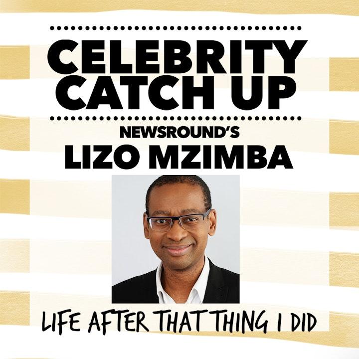 Lizo Mzimba - aka Newsround legend