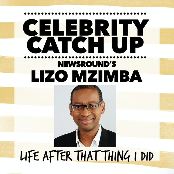 Lizo Mzimba - aka Newsround legend