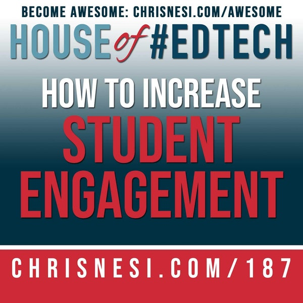 How To Increase Student Engagement - HoET187