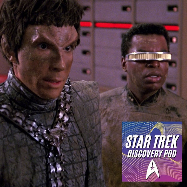 TNG's The Enemy | A Star Trek United Rewatch Image