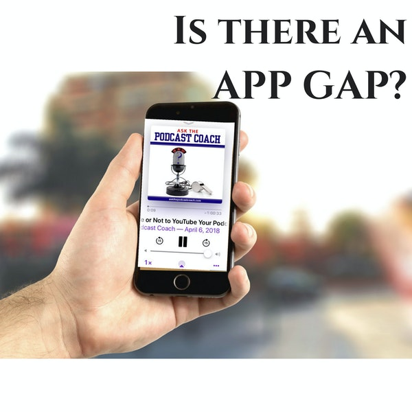 Is there an App Gap?