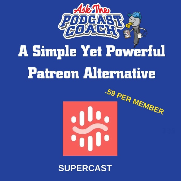 A Simple Yet Powerful Patreon Alternative