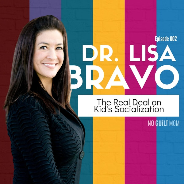 002: The Real Deal about Kid's Socialization during Distance Learning with Dr. Lisa Bravo Image