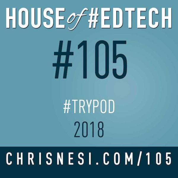#TryPod 2018 - HoET105 Image