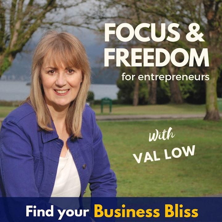 Focus & Freedom for entrepreneurs