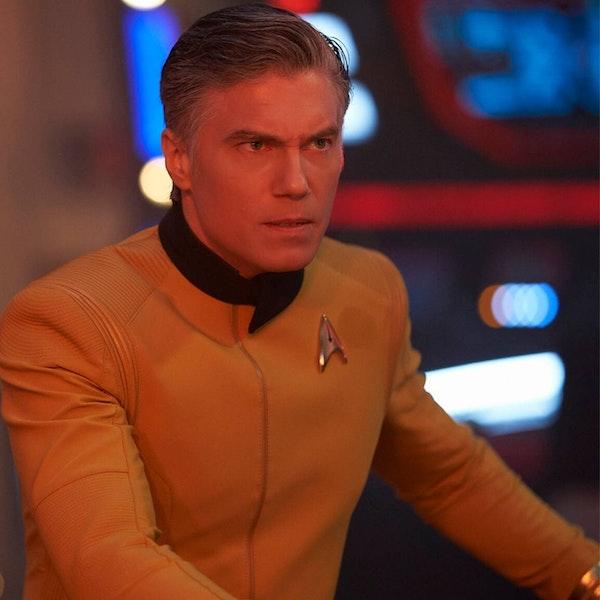 Captain Pike Character Breakdown | Star Trek: Strange New Worlds Image