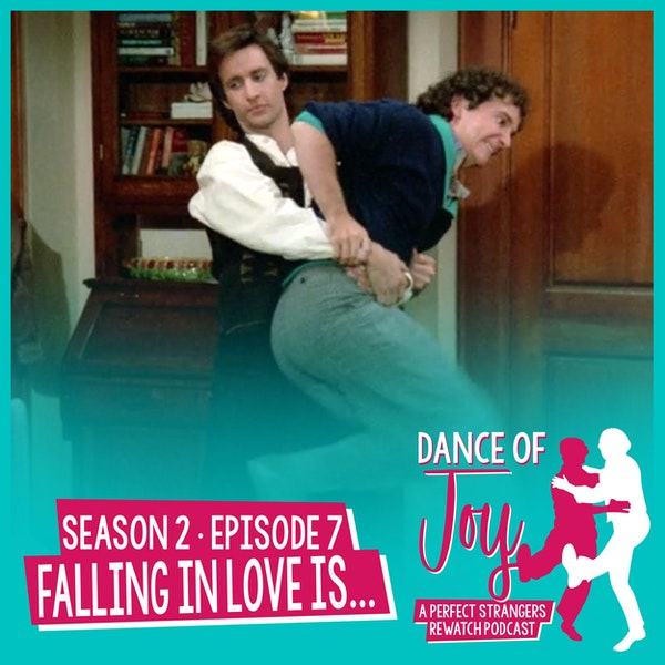 Falling In Love Is... - Perfect Strangers Season 2 Episode 7
