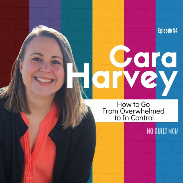 054 How to Go From Overwhelmed to In Control with Cara Harvey Image