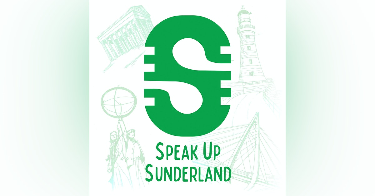 Speak Up Sunderland Newsletter Signup