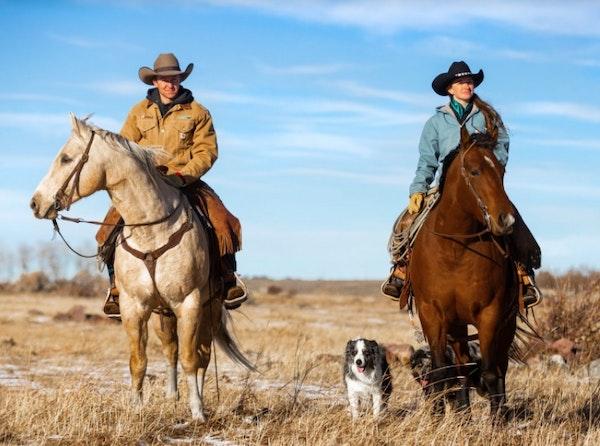 Lor A Australian Shepherds with Beth Crandall Image