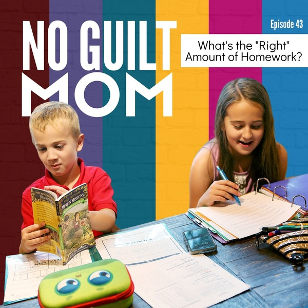 043 What's the Right Amount of Homework? Image