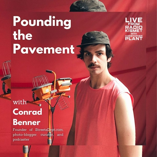 Pounding The Pavement With Conrad Benner Image