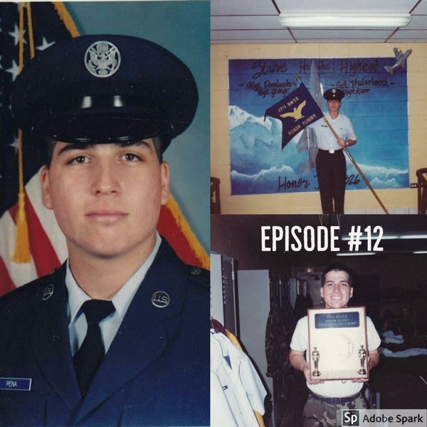 Stuttering & the Military Image